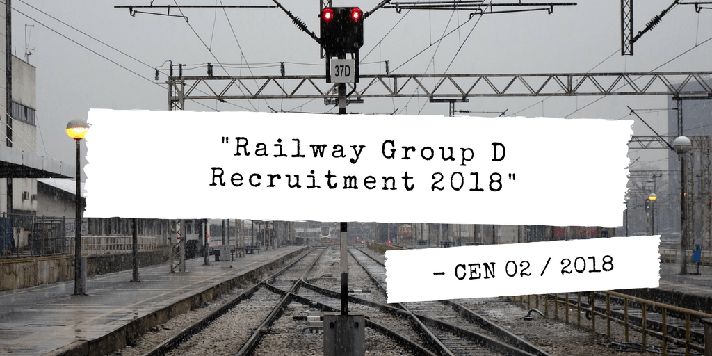 RRB Chennai Result for Group D