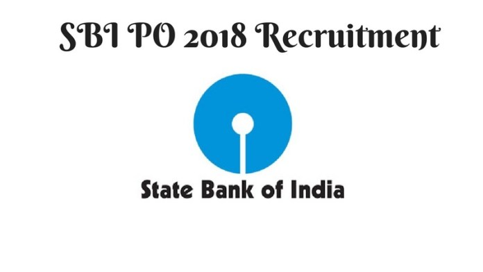 Sbi Po 2018 Application Form Apply Online For 2000 Vacancy