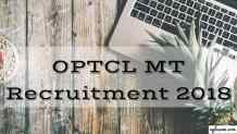 OPTCL MT Recruitment 2018 Aglasem