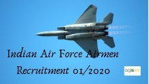 Indian Air Force Airmen Recruitment 012020