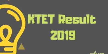 KTET Hall Ticket 2018 (Available) - Download Kerala TET