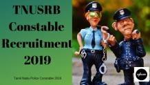 TNUSRB Constable Recruitment 2019 Aglasem