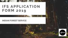 IFS Application Form 2019 Aglasem