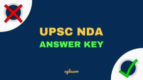NDA Answer Key